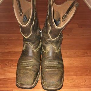 Men's dan post boots 10.5